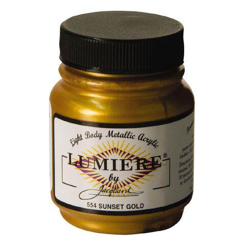 Jacquard Lumiere 66.54ml Sunset Gold