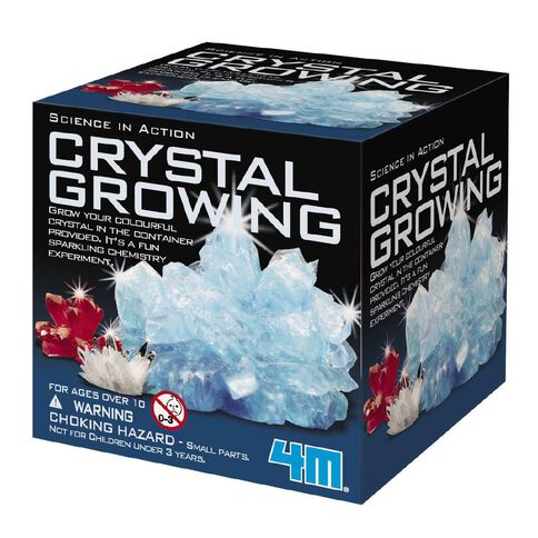 4M Crystal Growing Kit Assorted