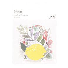 Uniti Botanical Paper Diecuts