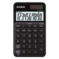 Casio Hand Held 10 Digit Calculator Black