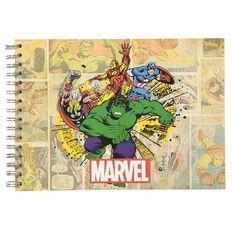 Avengers Sketchpad Landscape A4
