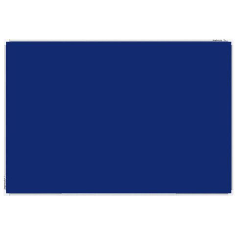Boyd Visuals Pinboard 600 x 900mm Blue