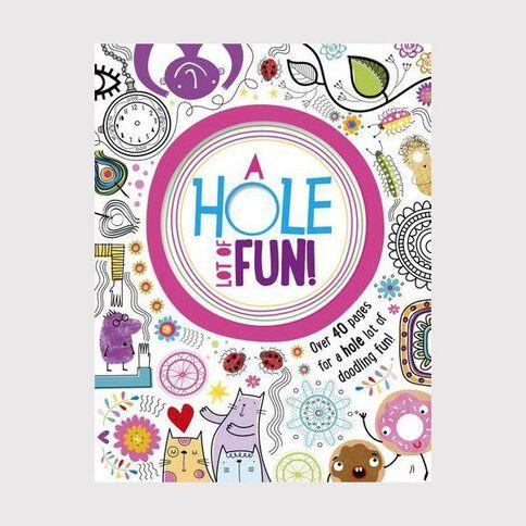 A Hole Lot Of Fun