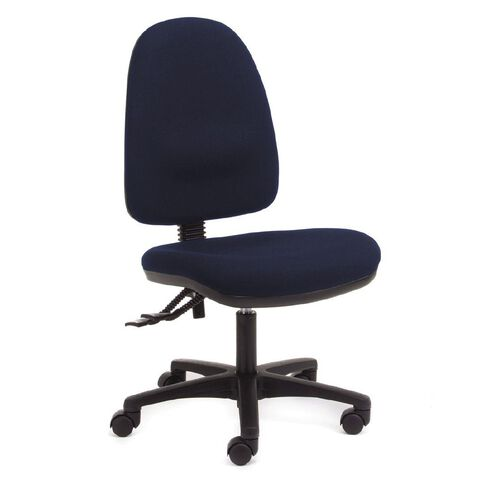 Chair Solutions Aspen Highback Chair Navy