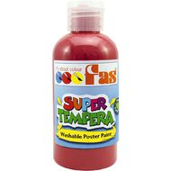 FAS Paint Super Tempera 250ml Burgundy