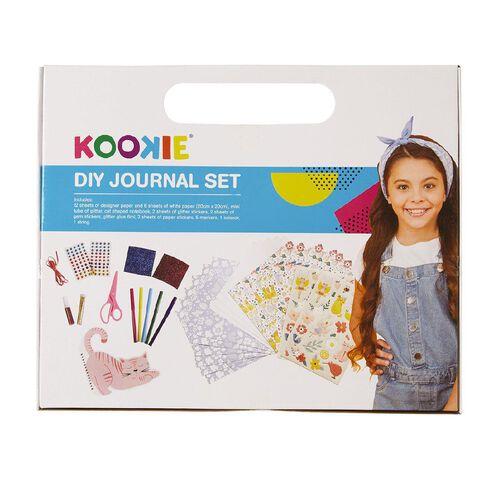 Kookie DIY Kiwiana Journal Kit