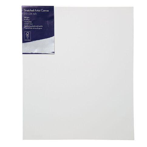 Uniti Platinum Canvas 20x24 Inches 380Gsm