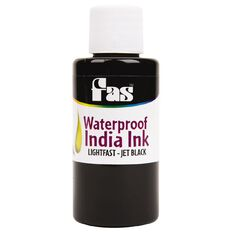 FAS Indian 60ml Ink Black 60ml
