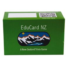 EduCard NZ Trivia Card Game