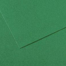 Canson Card Mi-Teintes 50 x 65cm 575 Viridian Green