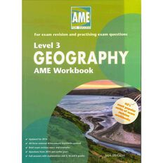 Ncea Year 13 Geography Workbook