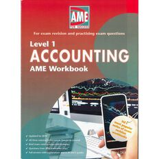Ncea Year 11 Accounting Workbook