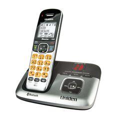 Uniden Premium Dect3236 Cordless Phone Silver