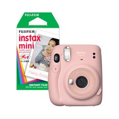 Instax Mini 11 Camera + Instax Mini Film 20 Pack Bundle