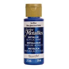 Dazzling Metallics Paint 2oz Ice Blue