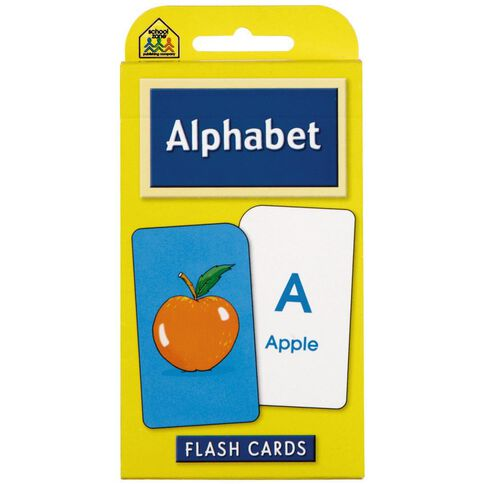 Flashcards Alphabet (3+) by Schoolzone