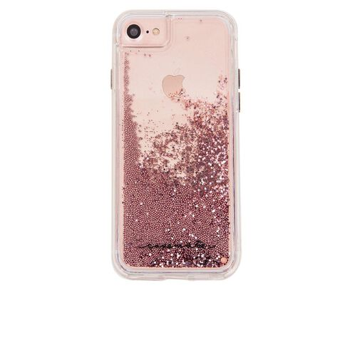 Casemate Iphone 7 Waterfall Case Rose Gold Rose Gold