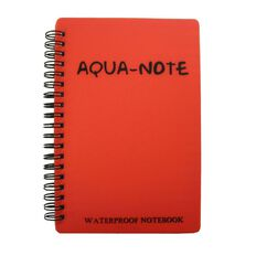 AquaNotes Notebook 180 x 120mm Waterproof 50 Leaf