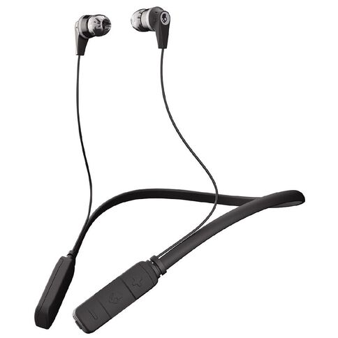 Skullcandy Inkd 2.0 Wireless In-Ear Headphones Black