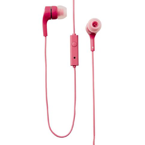 Tech.Inc Earbuds Neon Pink