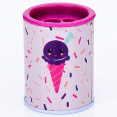 Kookie Ice Cream Sharpener Purple