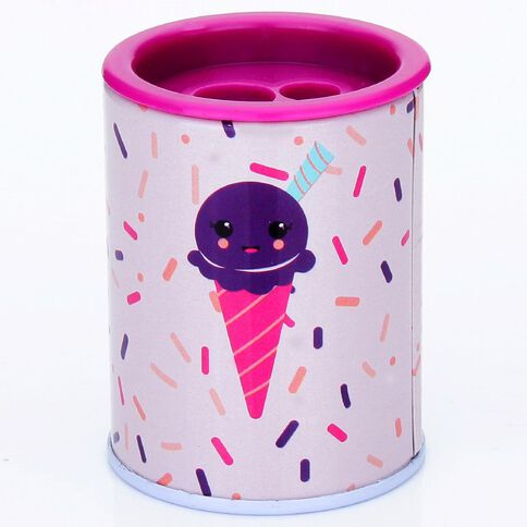 Kookie Ice Cream Sharpener Purple