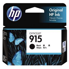 HP Ink 915 Black (300 Pages)