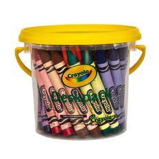 Crayola Large Crayons Deskpack 48 Pack
