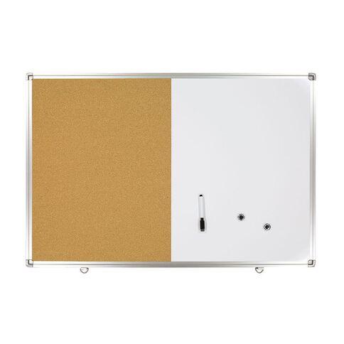 Impact Alu Frame Combo Board 600 x 900mm
