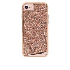 Casemate Iphone 7 Brilliance Case Rose Gold