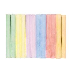 Kookie Coloured Chalk 12 Pack