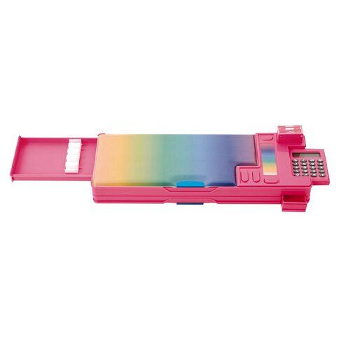 Kookie Rainbow Pop Up Pencil Case