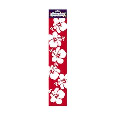 Learning Tool Box Wall Border NZ Hibiscus Assorted 7 Pack