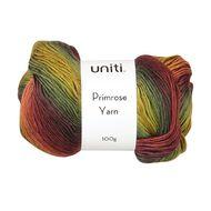 Uniti Yarn Primrose 100g Earthy