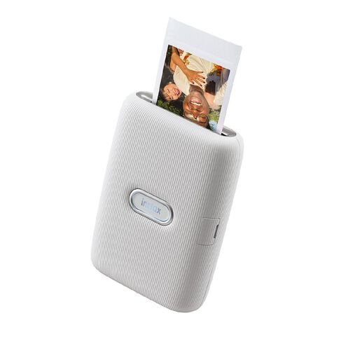 Fujifilm Instax Mini Link Printer Ash White