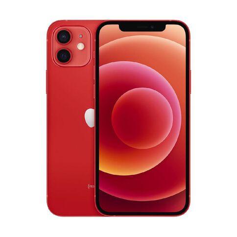Apple iPhone 12 64GB - Red
