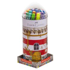 Faber-Castell Markers Lighthouse Set Of 33 Multi-Coloured