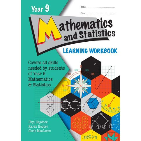 LWB Year 9 Mathematics Learning Workbook