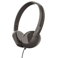 Skullcandy Stim On Ear Headphones Black/Charcoal