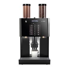 WMF 1200S Super Automatic Coffee Machine & WMF Fridge 3.5L Black