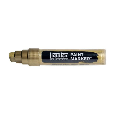 Liquitex Marker 15mm Iris Antique Gold