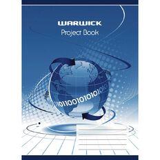 Warwick Project Book