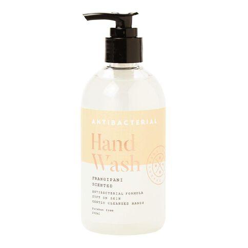 Hand Wash Pump Frangipani 290ml