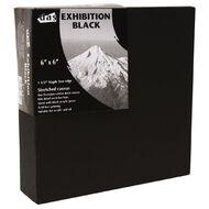 DAS 1.5 Exhibition Canvas 4 x 4in Black Black