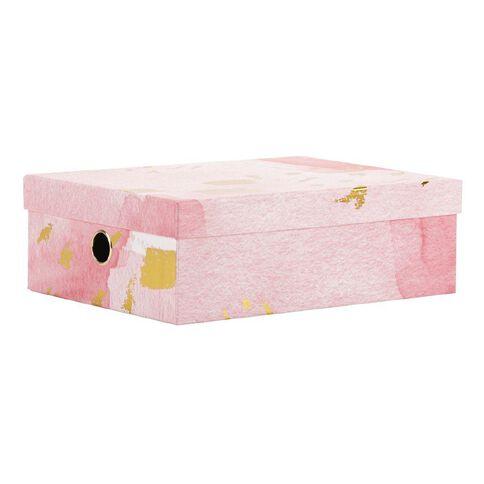 Uniti Dream Storage Box with Gold Foil