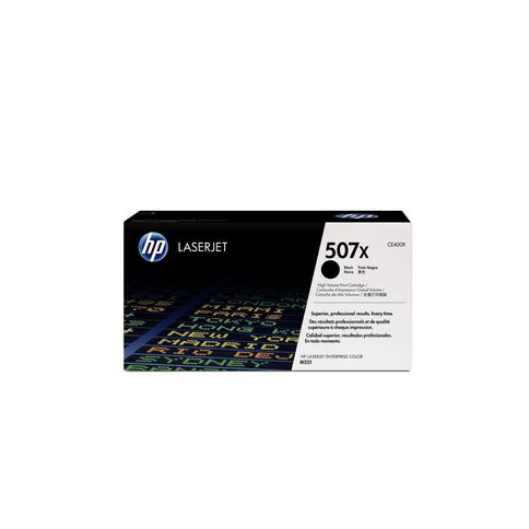HP Toner 507X Black (11000 Pages)