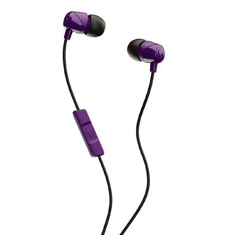 Skullcandy Jib Earbuds with Mic Purple