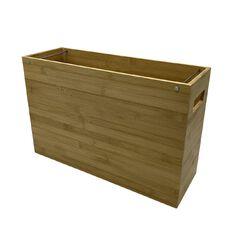 WS File Box Bamboo