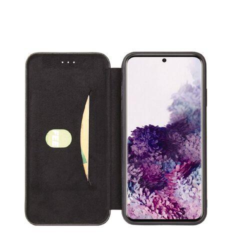 INTOUCH Samsung S20 Milano Wallet Case Black