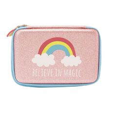 Kookie Unicorn Hardtop Pencil Case